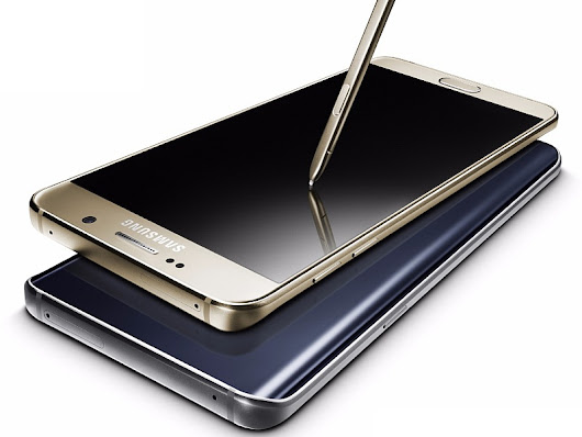Samsung launches Galaxy Note 5 in India, price starts at INR 53,900