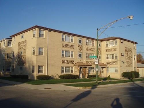 Belmont Avenue 6-flat