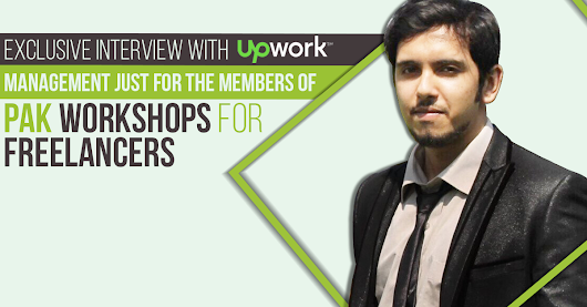 *** Exclusive Interview With Upwork's Management by Ahmad ***