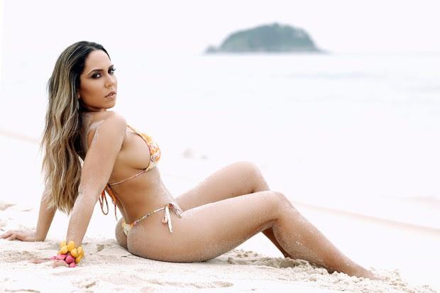 Mulher Melão (Foto: Marcos Serra Lima / EGO)