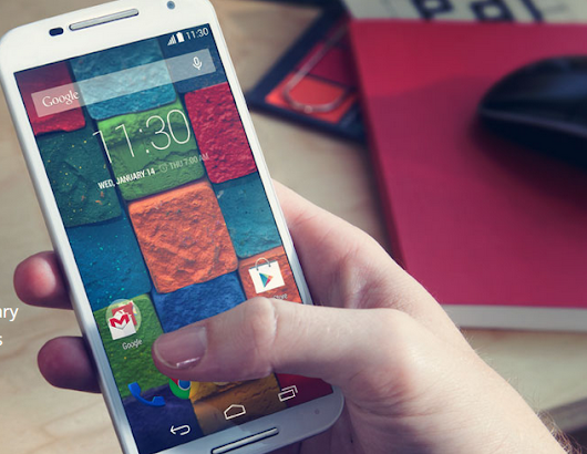Third Generation Moto X Specifications | features
