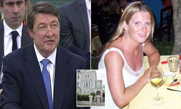 How wife of millionaire BBC boss Anthony Fry met his mistress by his hospital bed