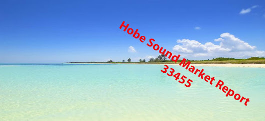 Hobe Sound FL 33455 Residential Market Report May 2017