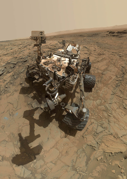 "Book Excerpt: ""Incredible Stories From Space,"" Roving Mars With Curiosity, part 1 - Universe Today"