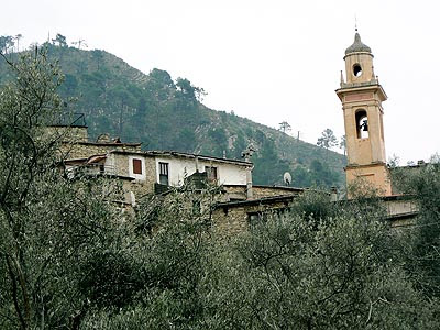 Village italien 1