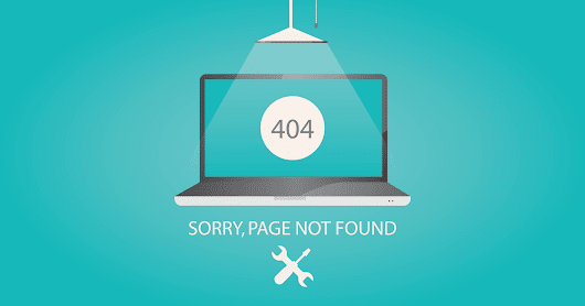 25 Outstanding 404 Page Examples You Have to See