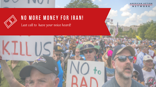 Sign Our Petition: No More Money for Iran - American Action Network