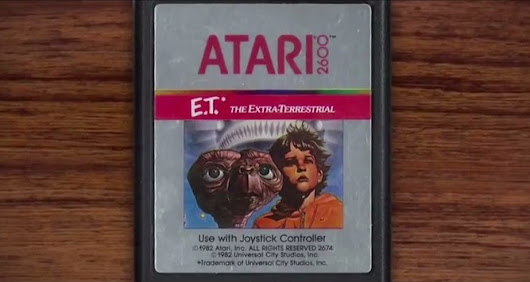 Comic-Con: Nerdom's Greatest Urban Legend Solved in 'Atari: Game Over'