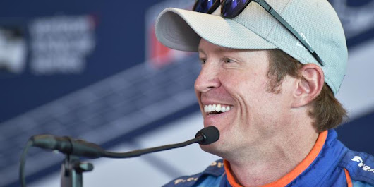 Dixon Finally Finds 'Sweet Spot' On Way to Winning Indy 500 Pole