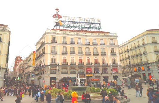 Top 20 Things to do in Madrid City Tour, Spain! - Chic . Explore . ThinkerTen