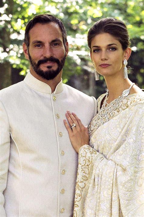 American model weds Aga Khan prince   TODAY.com