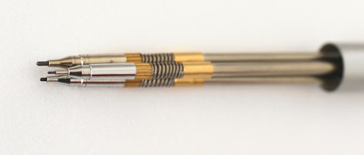 Tutto3: The Mechanical Pencil for Artists