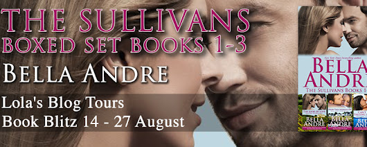 Guest Post ~ The Sullivans Boxed Set Books 1-3 by Bella Andre... #romance #books