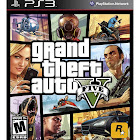 Grand Theft Auto V - PS3 Game