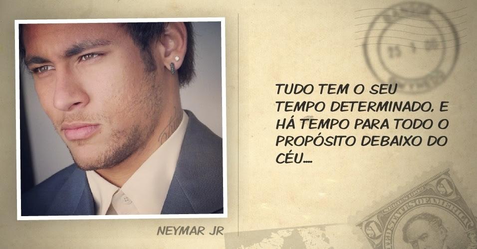 Frases De Autoajuda Usadas Por Neymar Futebol Uol Esporte