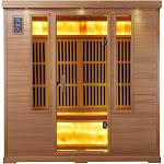 Infrared Sauna - 4 Person Unity Red Cedar