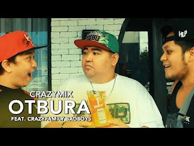 Otbura by Crazymix [Official Music Video]