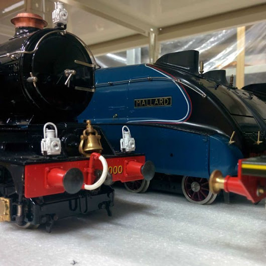 Giant model train collection worth 'millions' donated to Ipswich museum