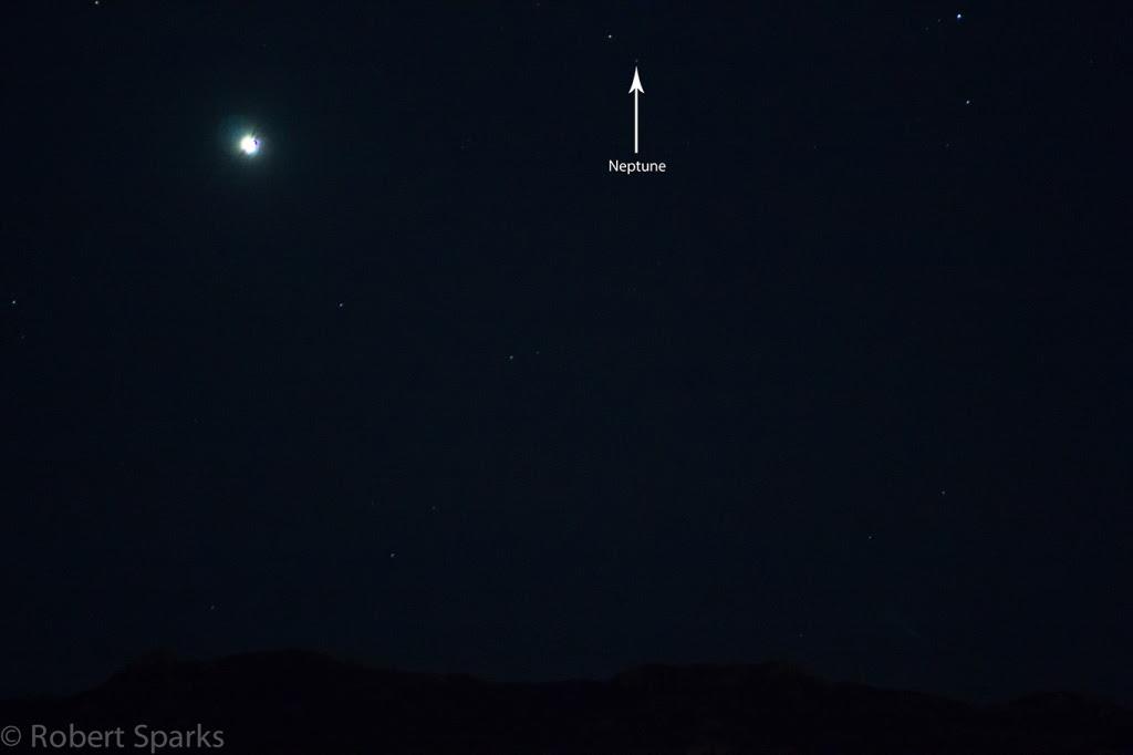 Venus-Neptune