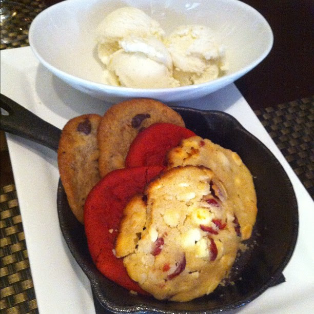 Cookies and Ice Cream!