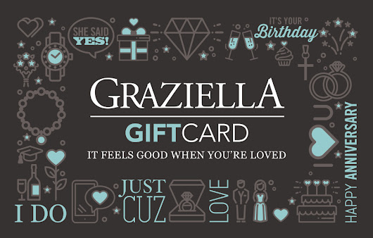 Win a $300 gift card from Graziella!