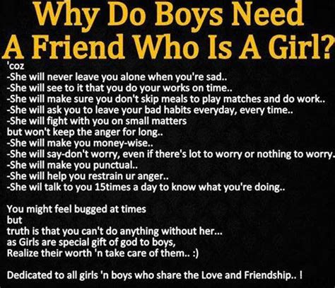 Unique Girl And Boy Best Friend Quotes - Allquotesideas