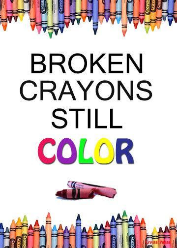 Quotes About Crayons 89 Quotes