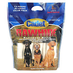 Cadet RAWHIDE Retriever Rolls Value Pack 25 Count