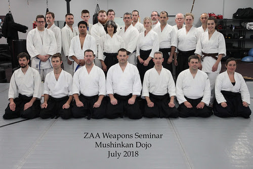 ZAA Weapon's Seminar Photos on Flickr