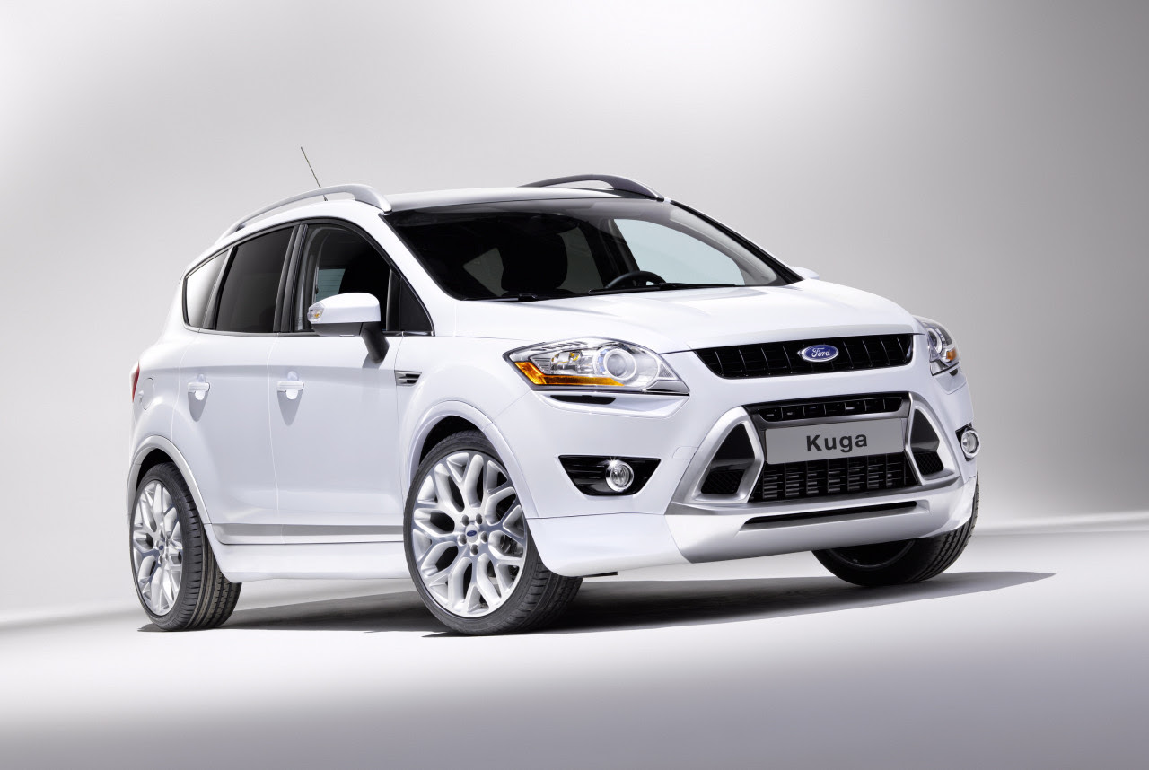 Ford Kuga 2.5 Turbo Individual – Car News