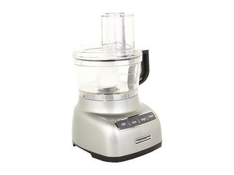 kitchenaid kfpcu  cup food processor  exactslice
