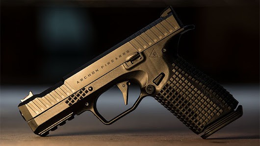 Archon Firearms Launches 9mm