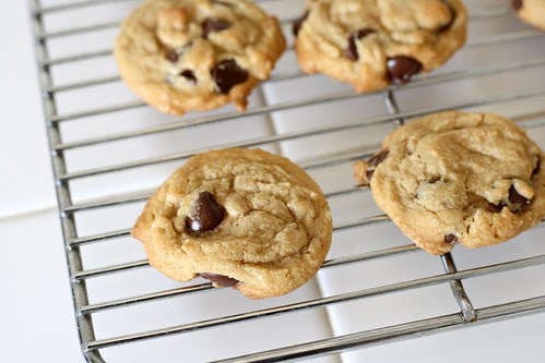 Speculoos Chocolate Chip Cookies
