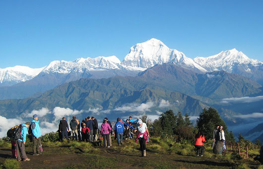 Top 10 best places to visit in Nepal- where see the Everest ....
