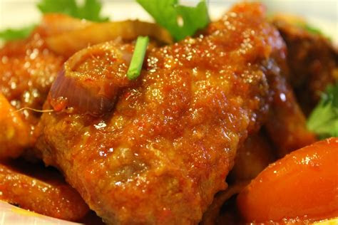 ayam masak merah azie kitchen
