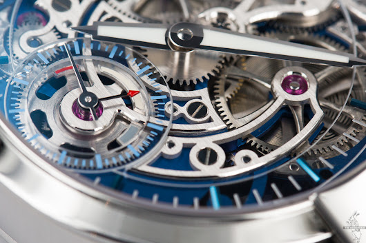 Armin Strom Skeleton Pure collection - The Horophile