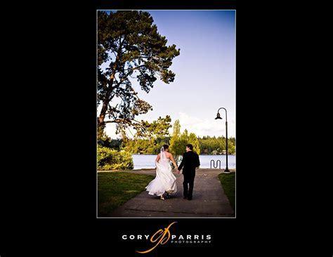 Luther Burbank Park on Mercer Island   Seattle Wedding