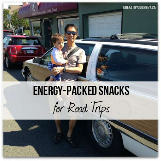 Energy-Packed Snacks for Road Trips