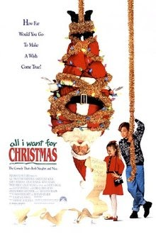 All I Want For Christmas Film