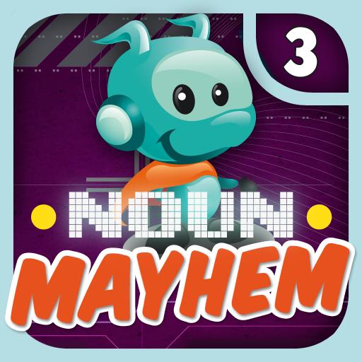 Noun Mayhem HD - Level 3