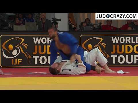 An analysis of Riner's fights in the 2017 World's Open