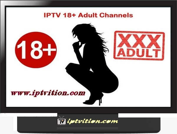 IPTV Adult (+18) m3u List XXX Channels 19-09-2019