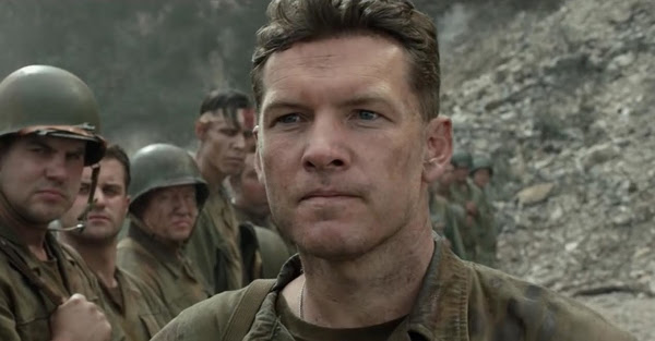 For Sam Worthington Hacksaw Ridge Takes Timely Look At War Clickthecity