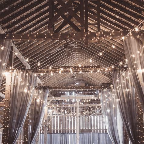 Barn Wedding Venues in Michigan   The Wedding Shoppe