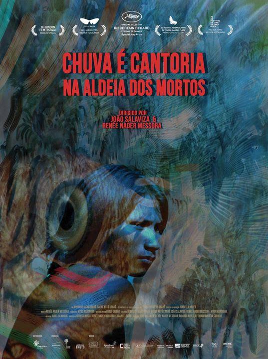 Chuva é Cantoria na Aldeia dos Mortos : Poster