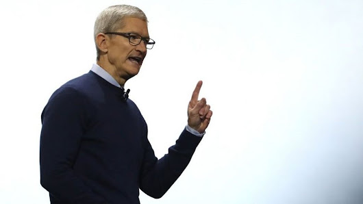 Apple's Tim Cook confirms self-driving car plans - BBC News