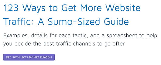 49 Headline Formulas to Skyrocket Conversions (And Where to Use Them) - SumoMe