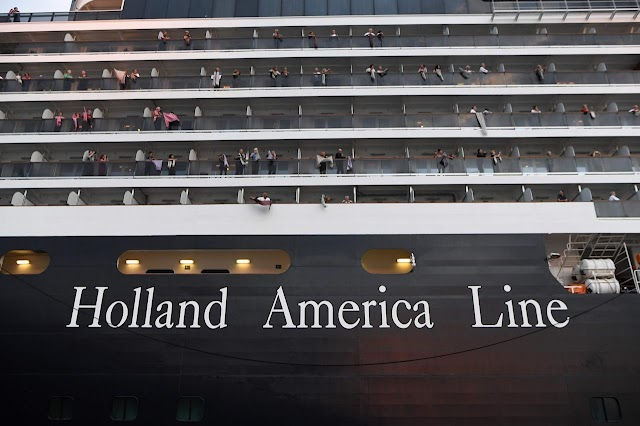 Passenger from Holland America cruise ship diagnosed with coronavirus after disembarking: reports