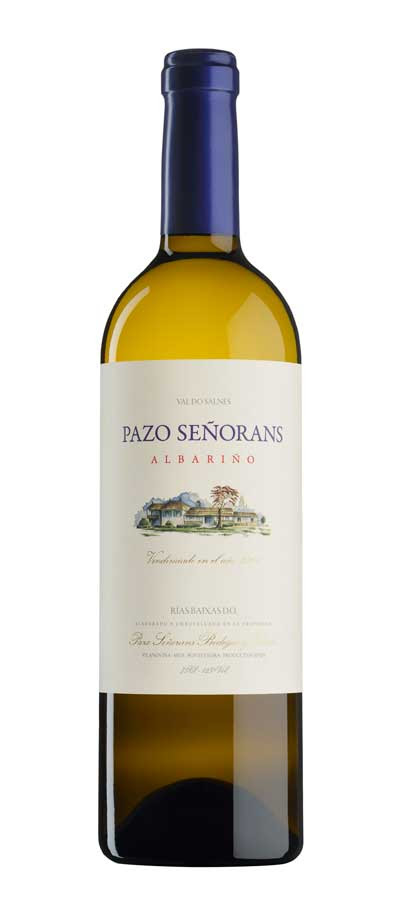 Tecnovino Pazo Senorans 2014 vino albarino