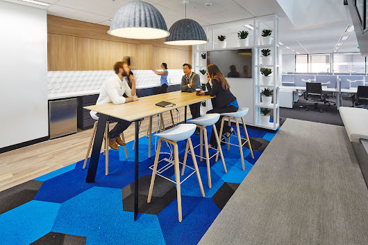 5 Disruptive Office Design Trends for the Modern Workplace